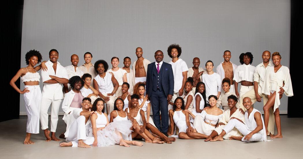 Alvin Ailey American Dance Theater Announces In-Person Season