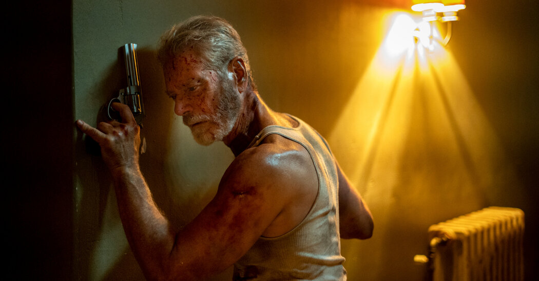 'Don't Breathe 2' Review: Don't Be a Woman, Either