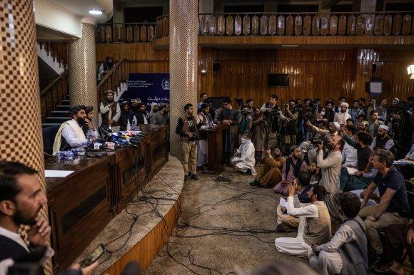 Taliban Ramp Up on Social Media, Defying Bans by the Platforms