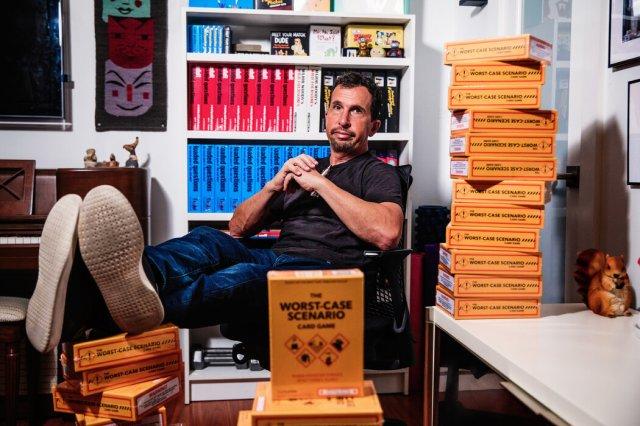 埃里克·波赛斯已经看到自己桌面游戏的国际运输费用从大流行前的6000到7000美元增长到现在的2.6万美元,而且这个费用预计会涨到更高。