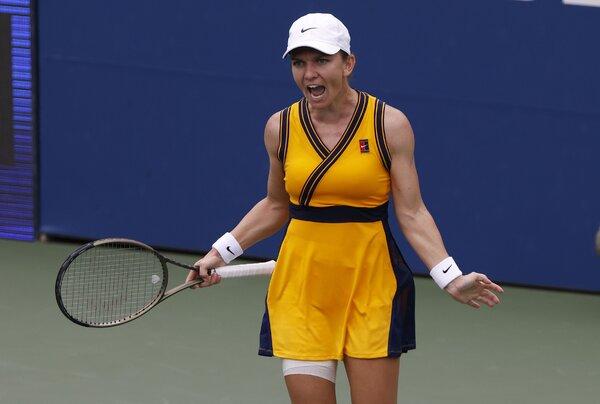 La rumena Simona Halep è al secondo turno.