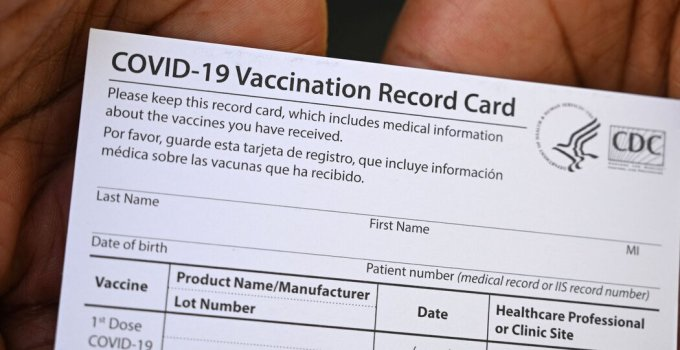 @AntiVaxMomma Charged With Selling Fake Vaccine Cards