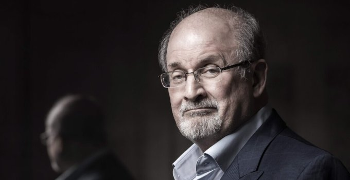 Salman Rushdie Is Now on Substack