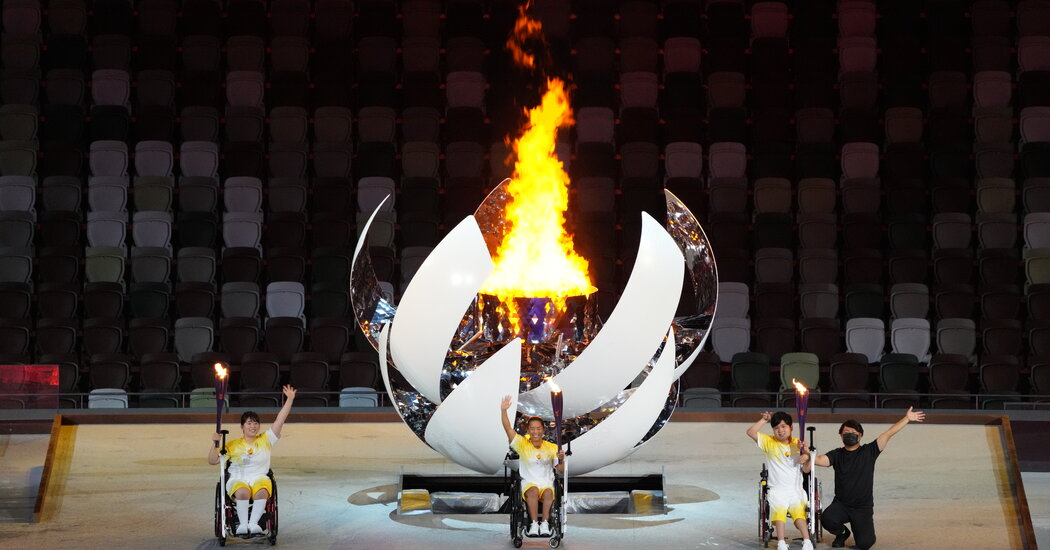 , Dispatch From the Paralympics, The Habari News New York