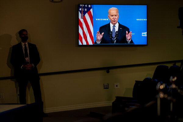 President Biden has addressed the nation about vaccines before, including this time in May.