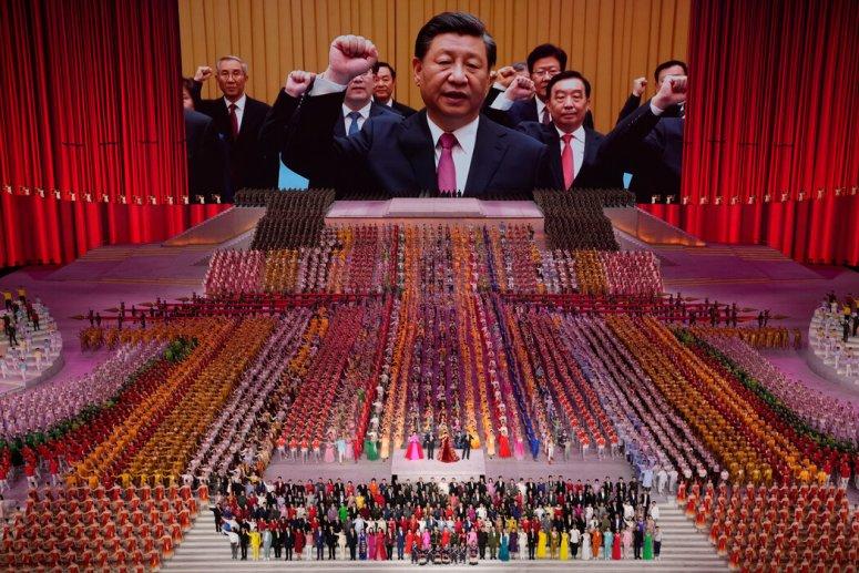 """左派已开始利用中国最高领导人习近平关于""""共同富裕""""重要性的讲话。"""
