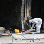 A fire at coronavirus hospital in North Macedonia kills at least 14. 💥😭😭💥