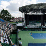 Forest Hills Stadium Hosts Davis Cup Tie for First Time Since 1959