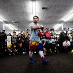 Boxer Manny Pacquiao Joins Filipino Presidential Race