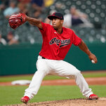 Former Outfielder Anthony Gose Wows in Cleveland Pitching Debut