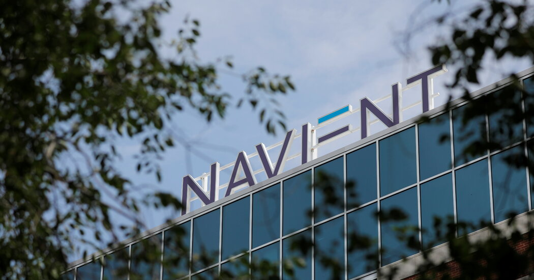 Navient, with 6 million borrowers, is asking to stop servicing federal student loans.