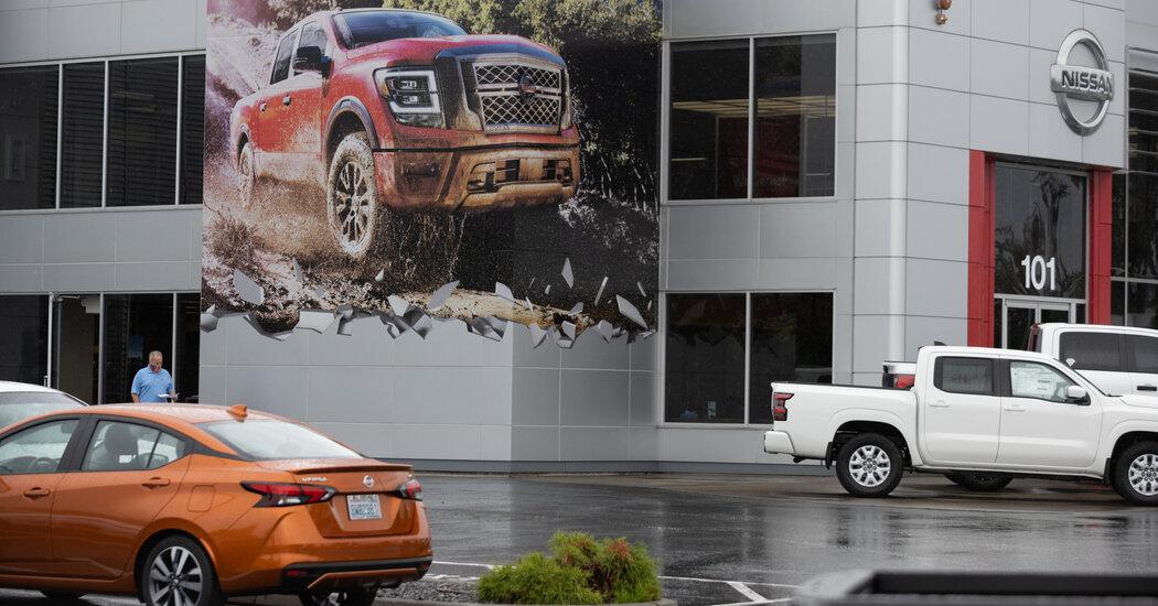 , Supply Chain Crisis Has New Car Buyers Turning to Backup Options, The Habari News New York