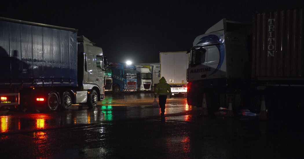 , U.K. Gas Shortages Reveal New Crucial Workers: Truck Drivers, The Evepost National News