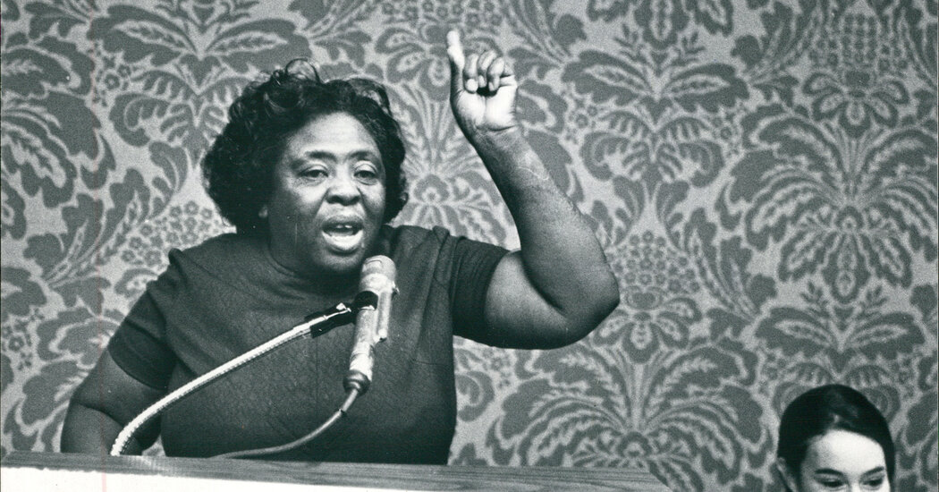 , The Enduring Influence of Fannie Lou Hamer, Civil Rights Advocate, The Habari News New York