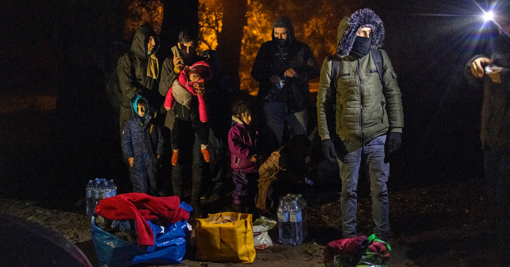 , Migrant at Poland-Belarus Border Faces a Wrenching Decision, Nzuchi Times National News