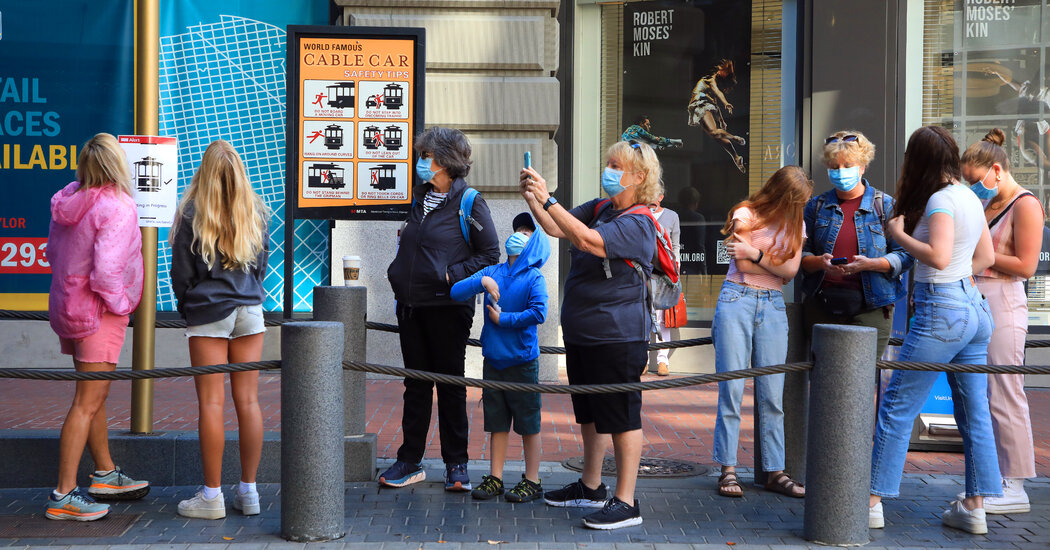, San Francisco Will Ease Mask Mandate for Vaccinated People, The Habari News New York