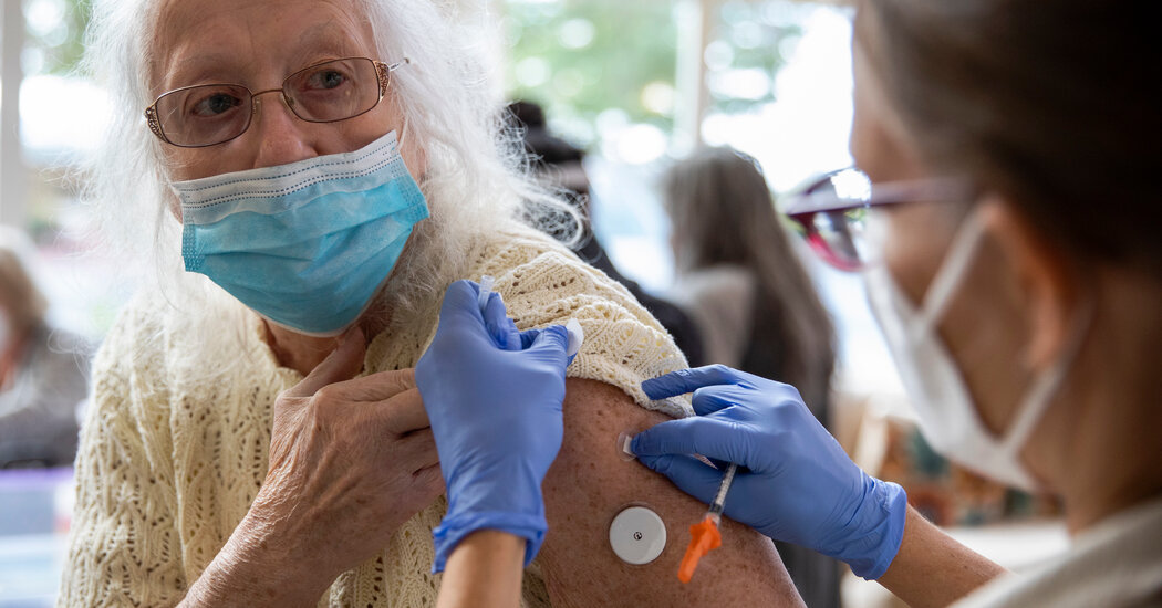 , Boosters Are Complicating Efforts to Persuade the Unvaccinated to Get Shots, The Habari News New York