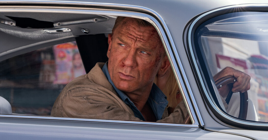 , Watch Daniel Craig in Action in 'No Time to Die', The Habari News New York