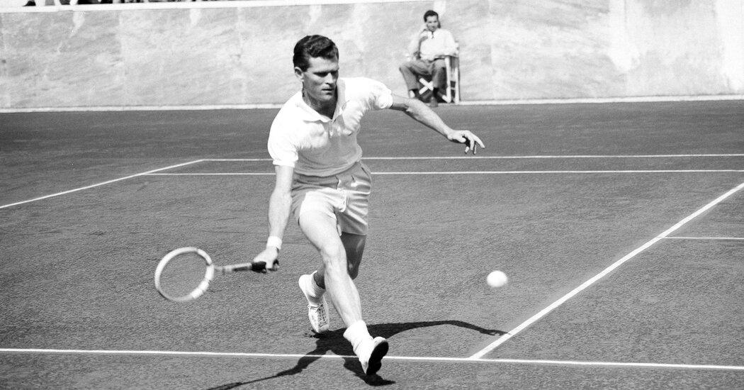 , Budge Patty, Elegant Tennis Champion of the 1950s, Dies at 97, The Habari News New York