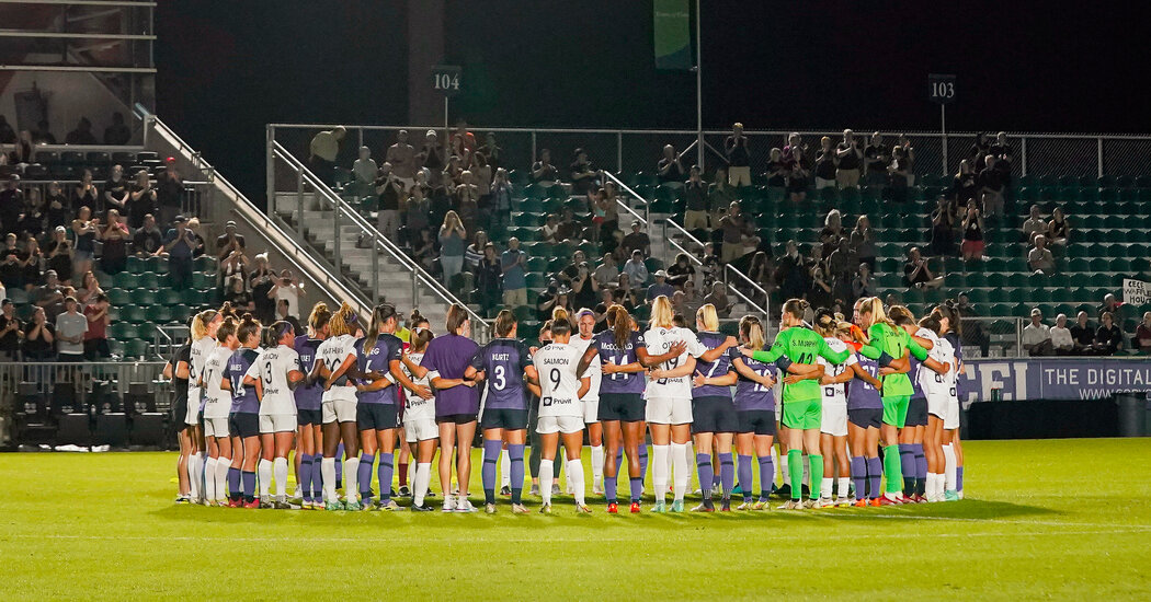 , U.S. Soccer's Top Women's League Faces Down Abusers, Uncertainty, The Habari News New York
