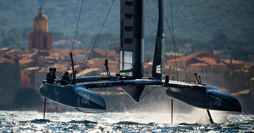 , SailGP Teams, Back at Full Strength, Power to the $1 Million Prize, The Habari News New York