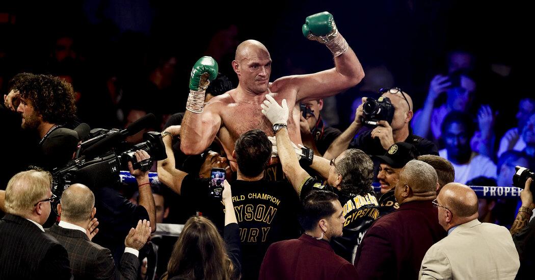 , How to Stream the Wilder-Fury Fight, The Habari News New York