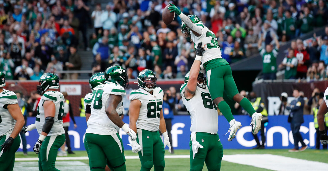 , Are the Jets Watchable Yet?, The Habari News New York