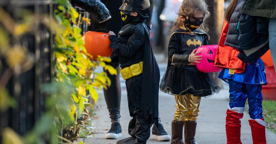 , Dr. Fauci Says to Enjoy Halloween, The Habari News New York
