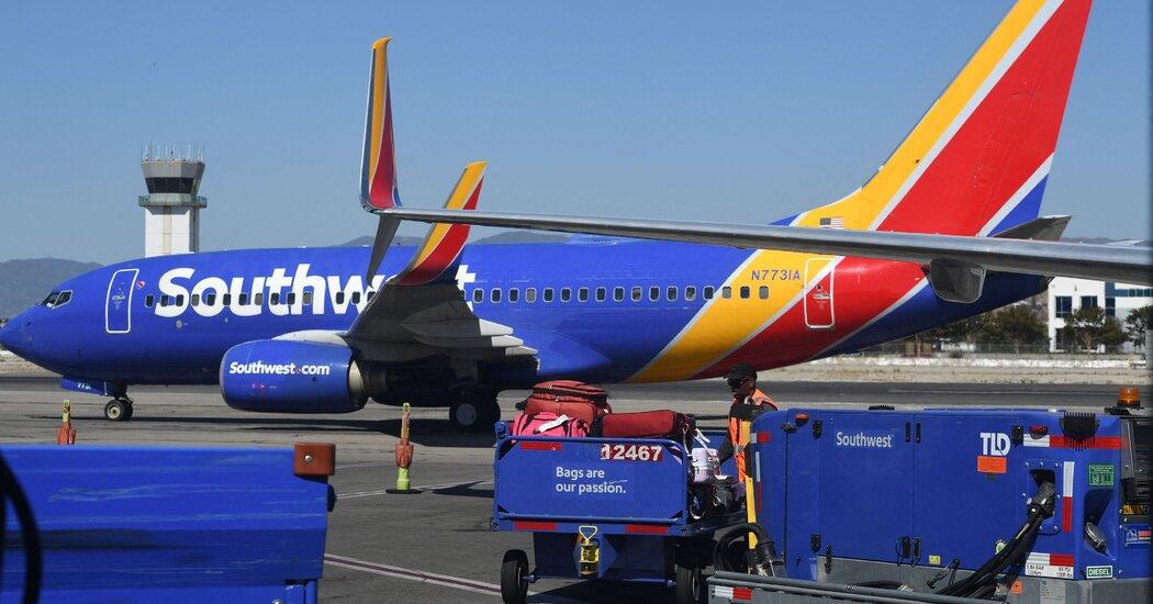 , Southwest Airlines tries to return to normal but some flight cancellations persist., The Habari News New York