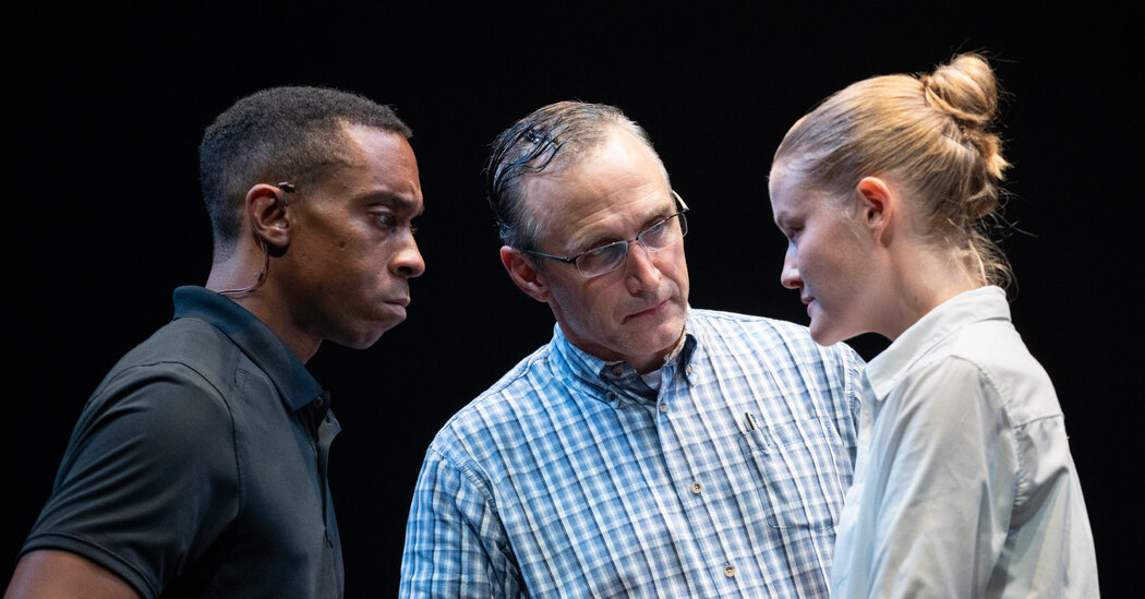 , 'Is This a Room' Review: A Transcript Becomes a Thrilling Thriller, The Habari News New York