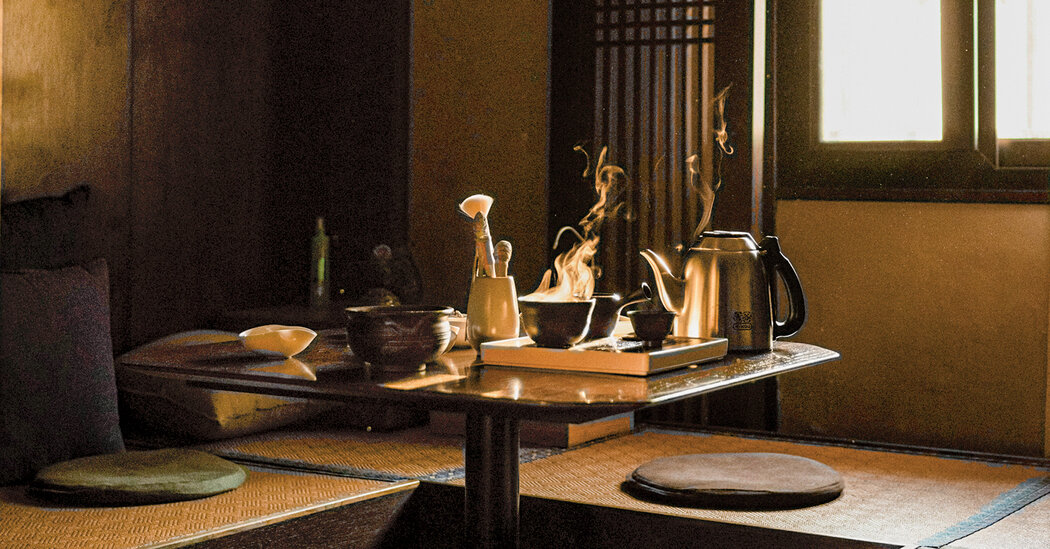 , In Shanghai, Teahouses Offer Both Community and Solitude, The Habari News New York