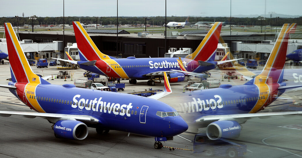 , American and Southwest Airlines Reject Texas's Ban on Vaccine Mandates, The Habari News New York