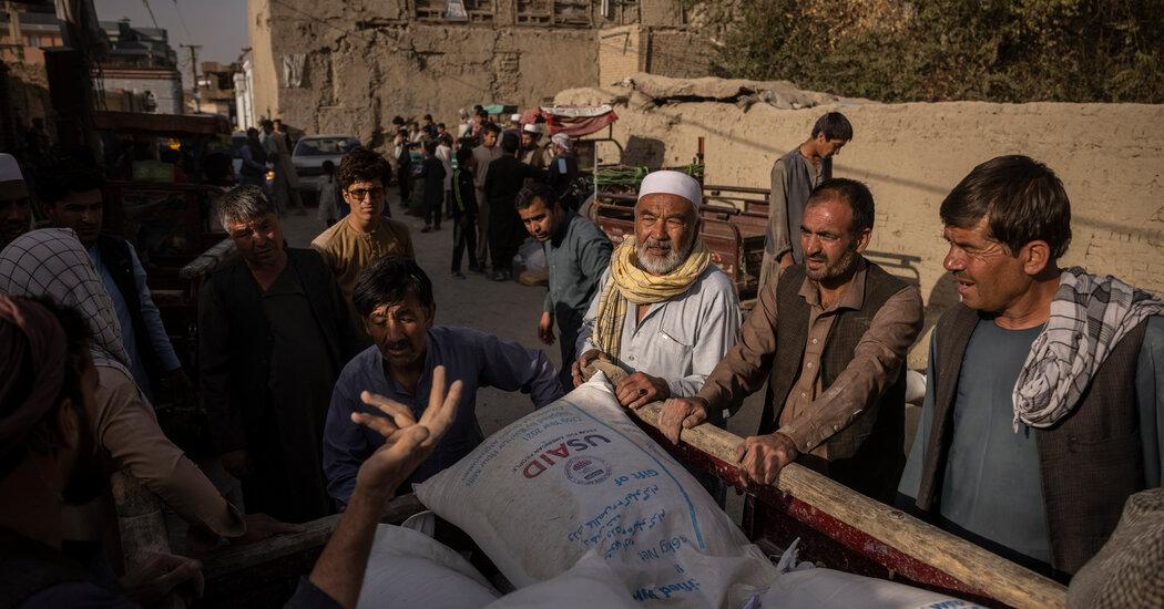 , E.U. Pledges $1.15 Billion in Afghan Aid as U.S. Talks to Taliban, The Habari News New York