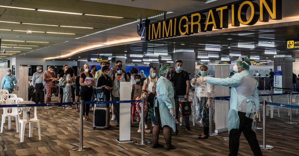 , Thailand May Allow Vaccinated U.S. Visitors to Skip Quarantine, The Habari News New York