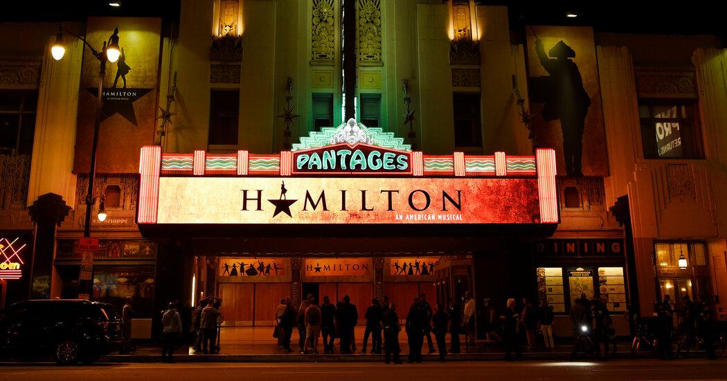 , Former 'Hamilton' Cast Member Files Discrimination Complaint Against Show, The Habari News New York