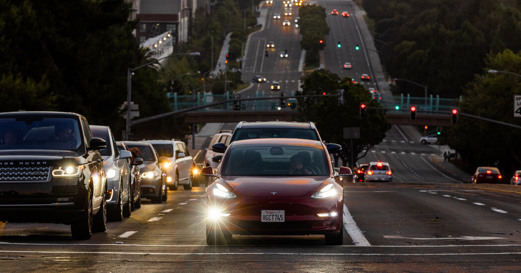 , Tesla Under Scrutiny Over Lack of Recall After Autopilot Update, The Habari News New York