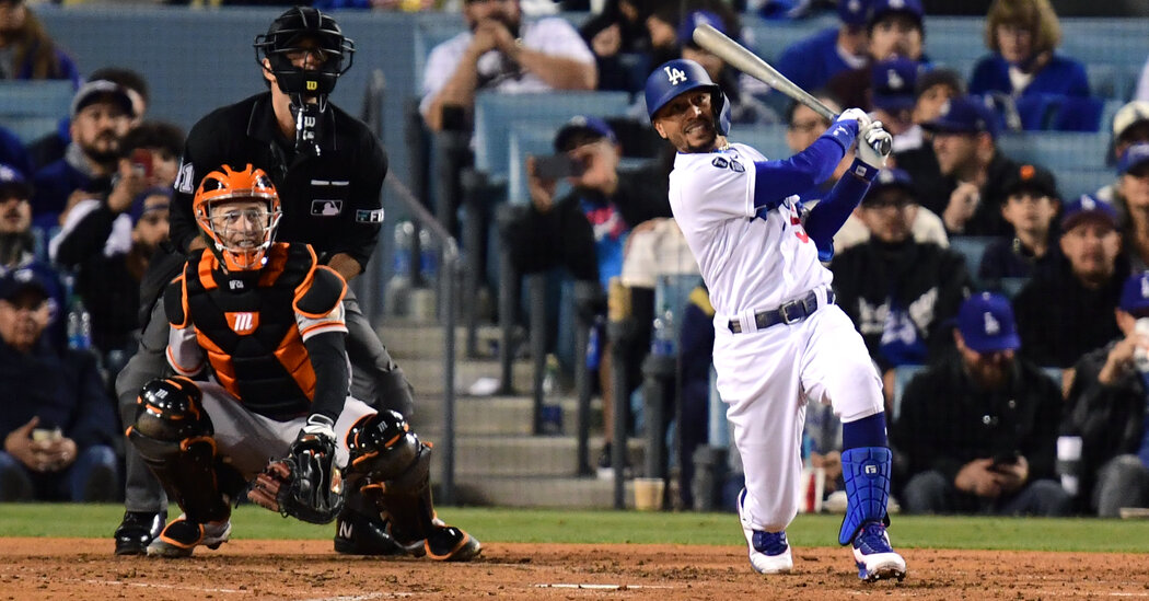, NLDS: Dodgers Beat Giants in Game 4, Setting Up Decisive Game 5, The Habari News New York