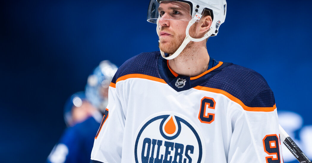 , Connor McDavid Is Ready for a Stanley Cup Championship, The Habari News New York