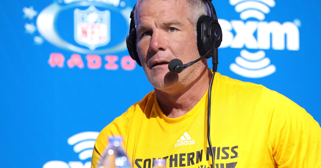 , Mississippi Threatens to Sue Brett Favre Over $828,000, The Today News New York