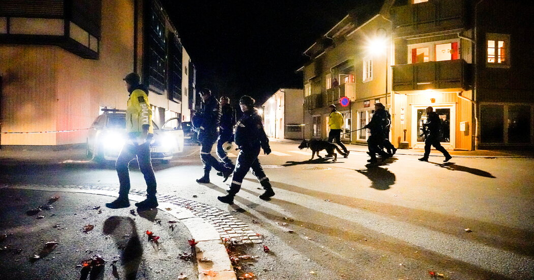 , Man With Bow and Arrows Kills Five in Norway, The Evepost National News