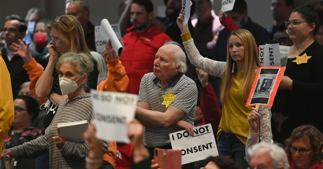 , Anchorage Approves Mask Mandate After Heated Debate, The Habari News New York