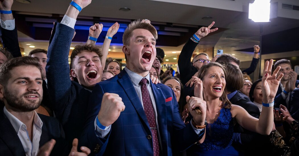 , Czechs Defeat a Populist, Offering a Road Map for Toppling Strongmen, The Habari News New York