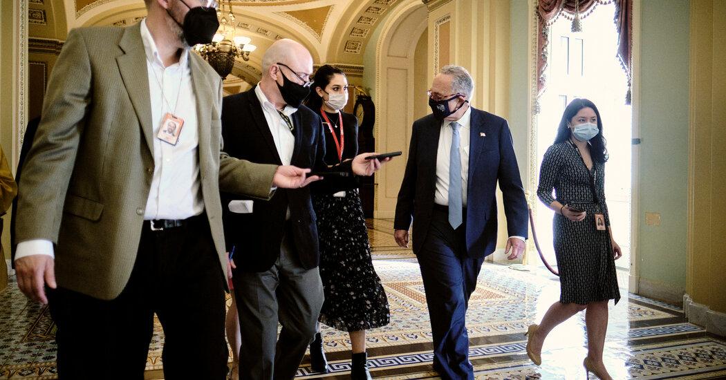 , Democrats Plan Another Bid to Break G.O.P. Voting Rights Filibuster, The Habari News New York