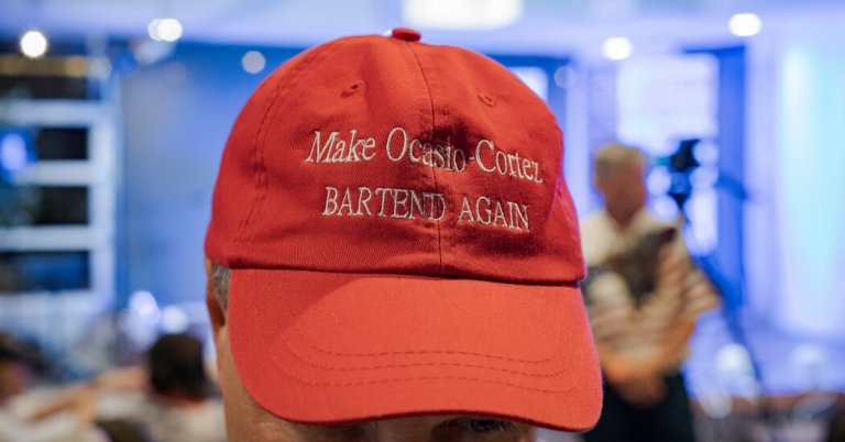 Watch Behind the Scenes at a Conservative Rally – US Politics News