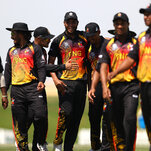 For Papua New Guinea, a Long Trip to Cricket's Big Stage