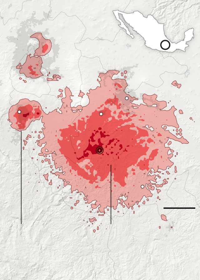 List of earthquakes in Mexico - Wikipedia