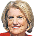 Portrait: Senator Shelley Moore Capito