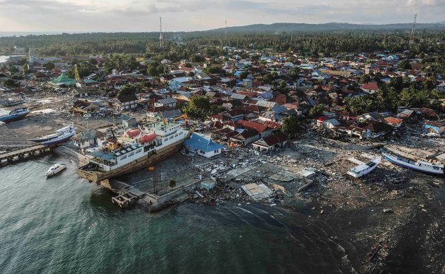 What Went Wrong With Indonesia S Tsunami Early Warning