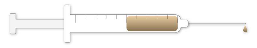 1 syringe sinovac 450