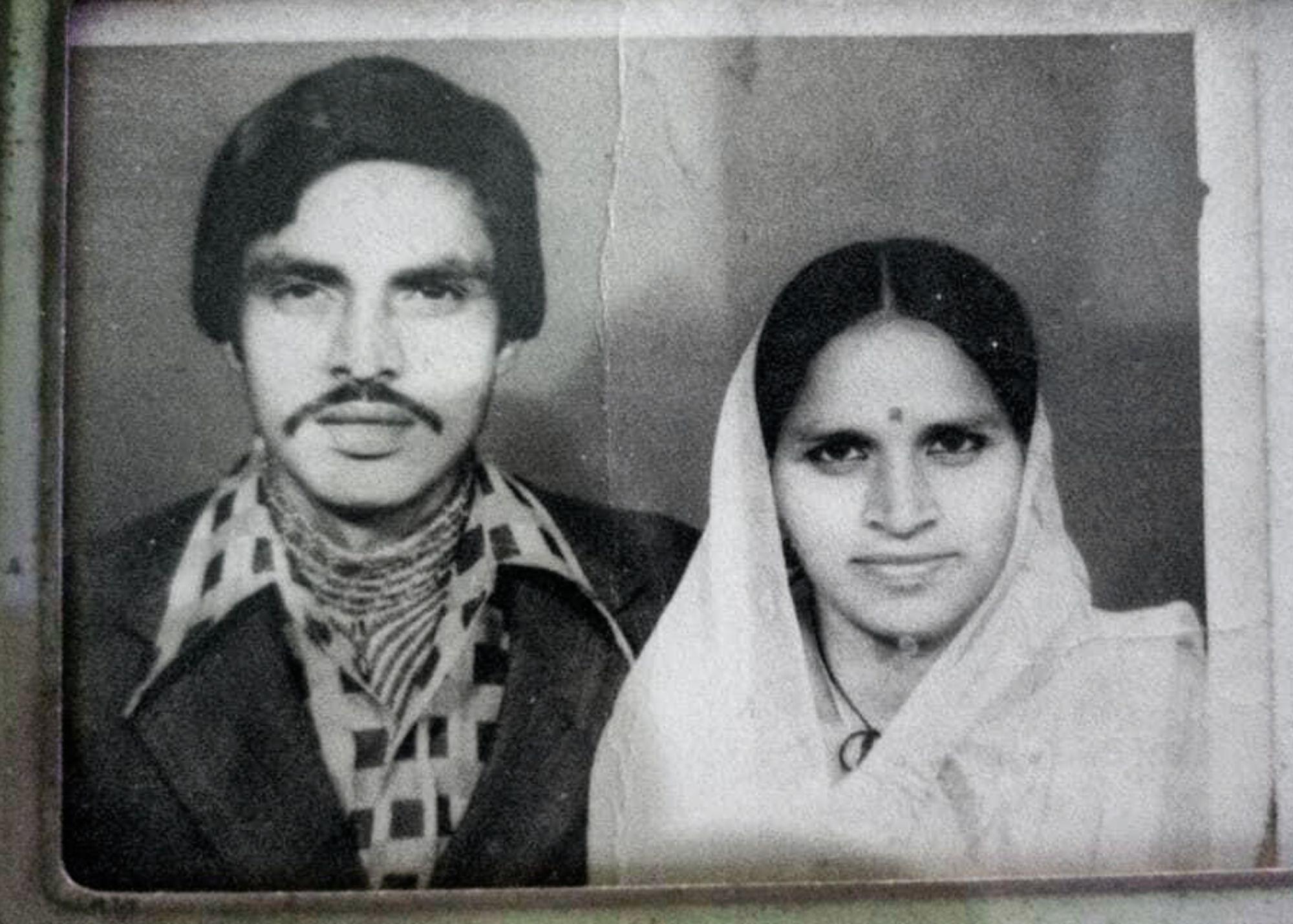 ajay parents 2 2000